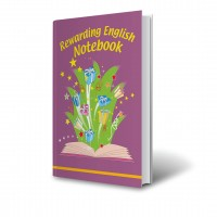 Rewarding English Notebook