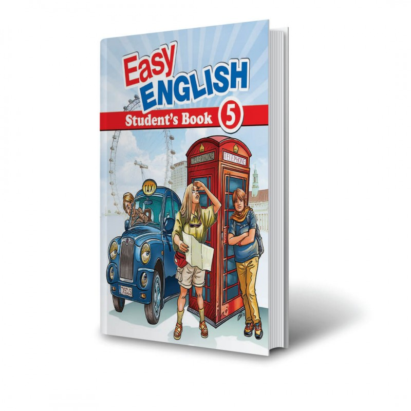 Easy English Student's Book 5
