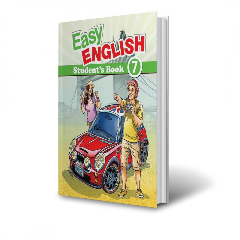 Easy English Student's Book 7