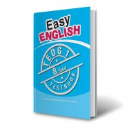 Easy English TEOG-1 Test Book