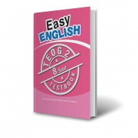 Easy English TEOG-2 Test Book