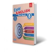 Easy English 8 Test Book